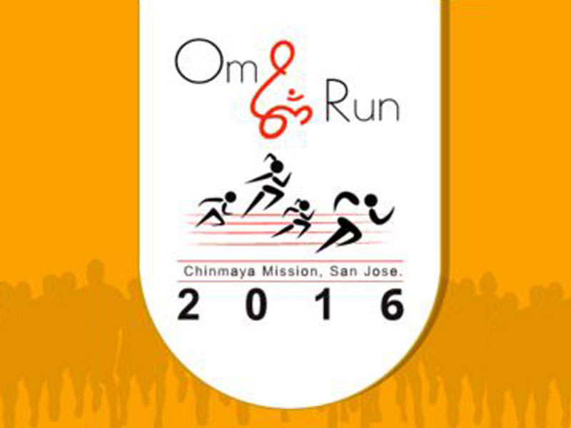 Chinmaya Mission Om Run