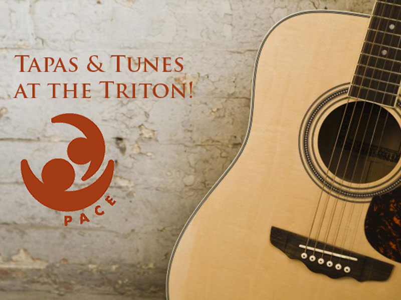 Tapas and Tunes at the Triton