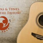 Tapas and Tunes at the Triton